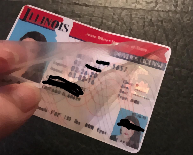 illinois fake id old